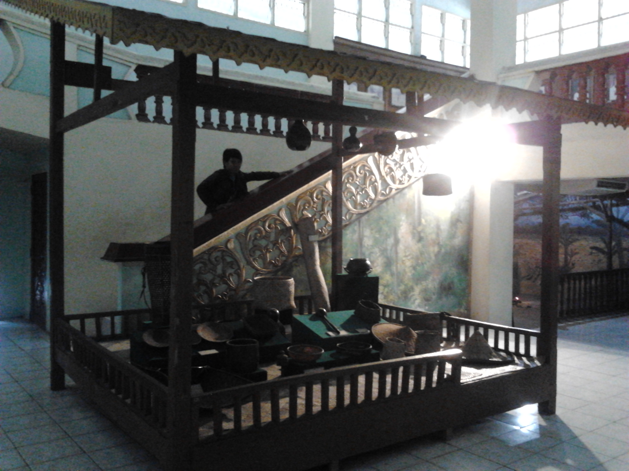 Museum Sang Nila Utama Pekanbaru Riau Infobergelora